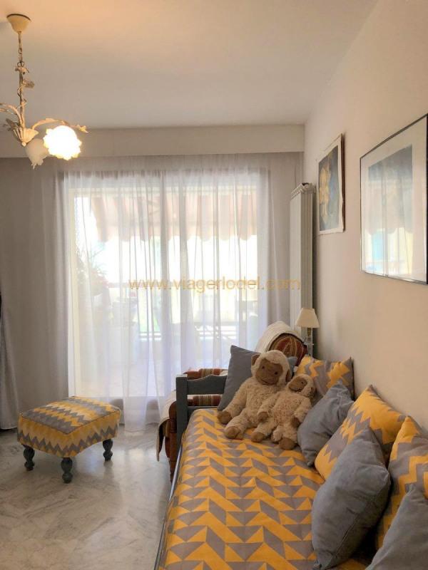 Vendita nell' vitalizio di vita appartamento Menton 297500€ - Fotografia 12