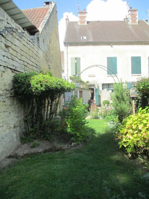 Vente maison / villa Cires les mello 122000€ - Photo 1