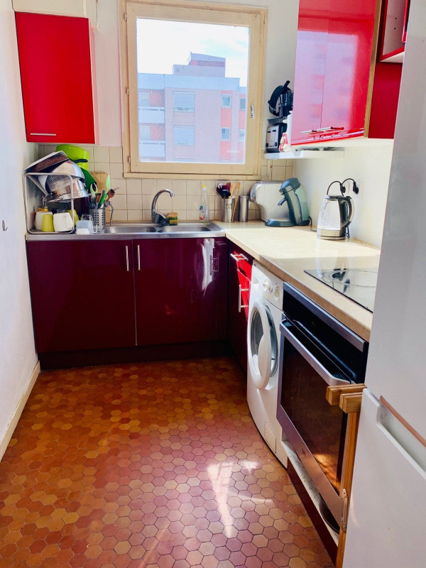 Rental apartment Maisons-alfort 980€ CC - Picture 1