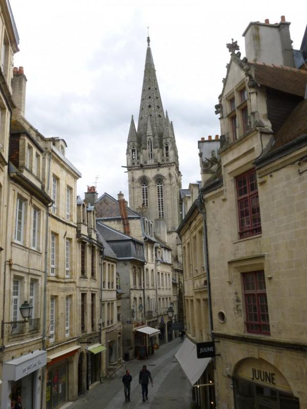 Vente appartement Caen 168500€ - Photo 1