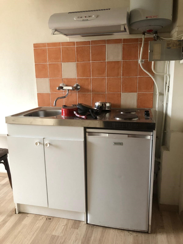 Produit d'investissement appartement Rodez 28000€ - Photo 1