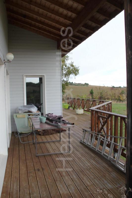 Sale house / villa Lombez 8 min 420000€ - Picture 11