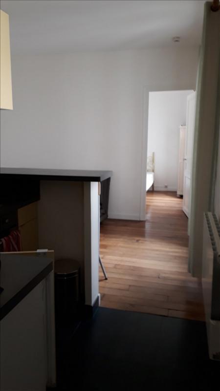 Rental apartment Paris 18ème 920€ CC - Picture 3