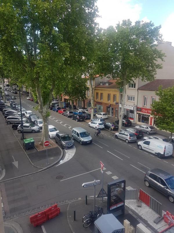 Vente appartement Toulouse 128500€ - Photo 1