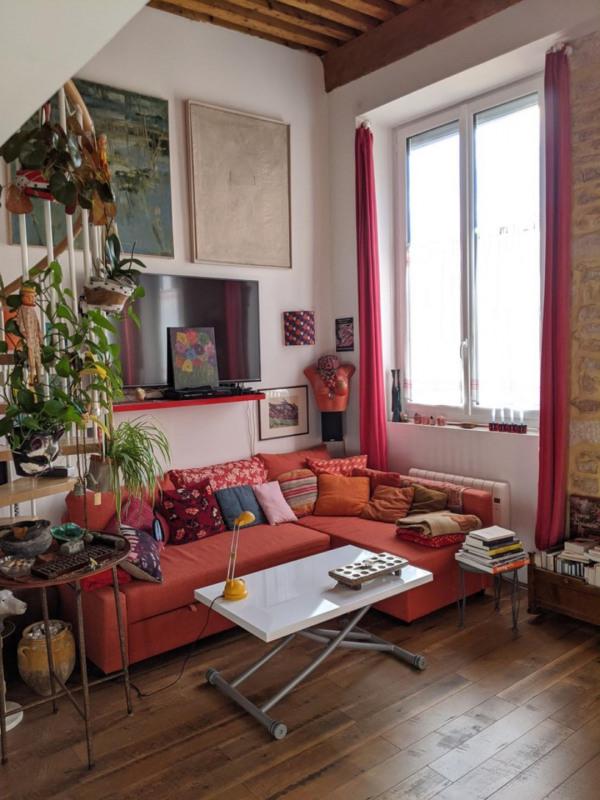 Verkoop  appartement Lyon 4ème 319000€ - Foto 2