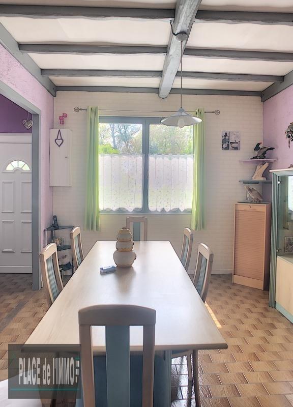 Vente maison / villa Friville escarbotin 121500€ - Photo 3