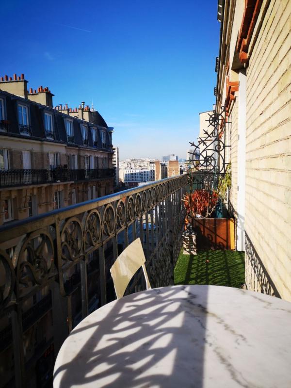 Sale apartment Paris 15ème 389000€ - Picture 1