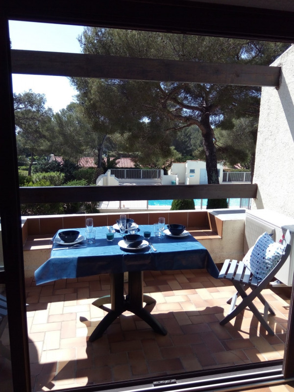 Location vacances appartement Les issambres 445€ - Photo 1