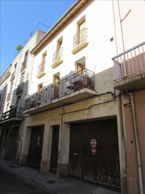 Sale building Beziers 100 000€ - Picture 1