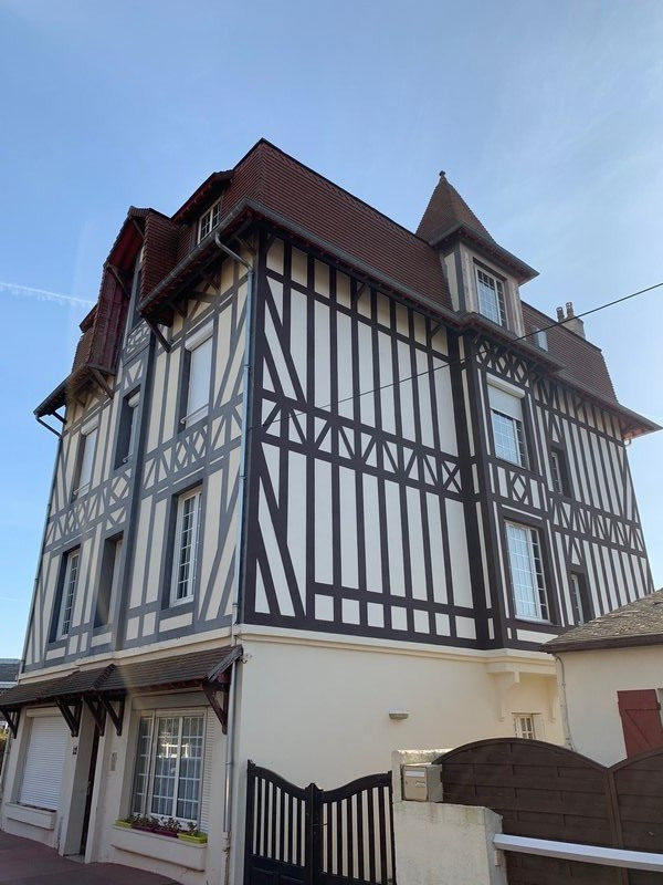 Sale apartment Deauville 77 500€ - Picture 2