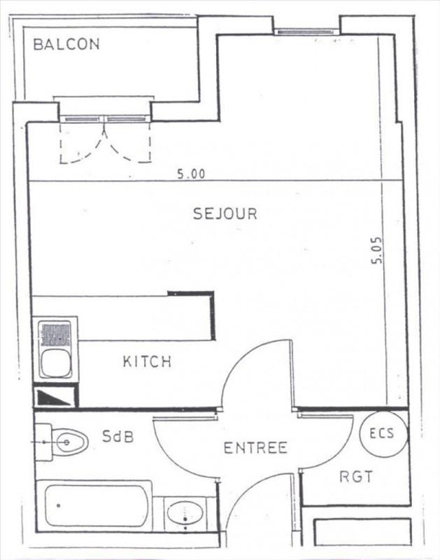Location appartement Bures sur yvette 661€ CC - Photo 5