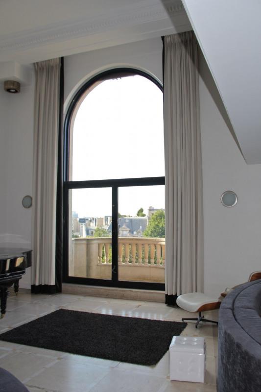 Location temporaire appartement Paris 16ème 7700€ CC - Photo 1