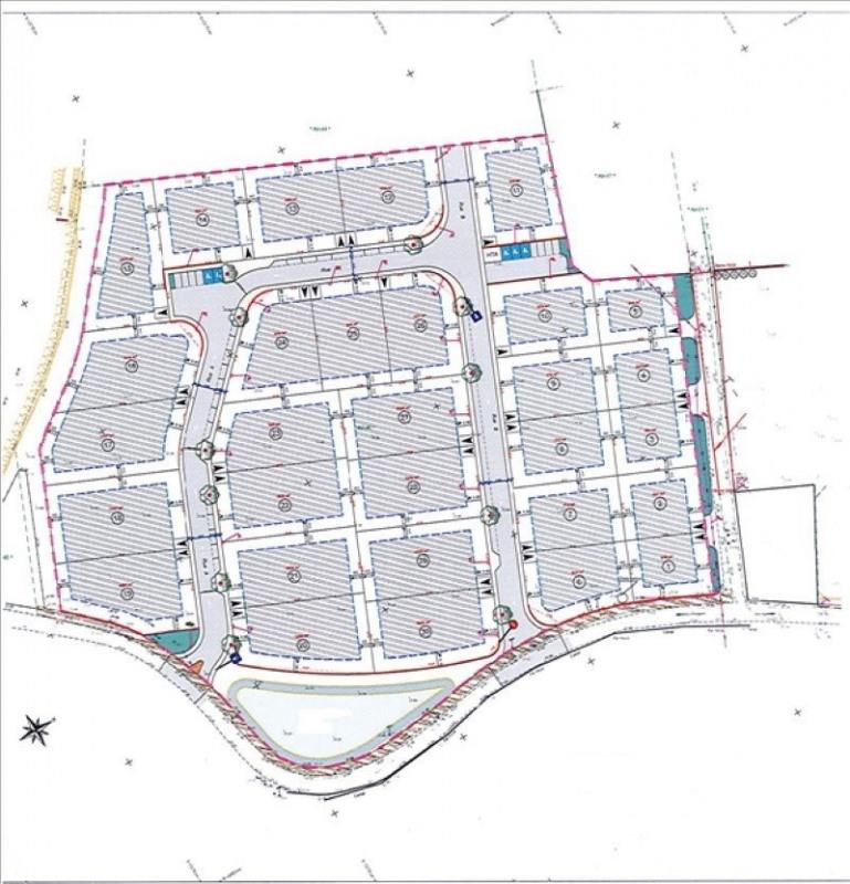 Perpignan nord lotissement artisanal 30 parcelles a bâtir ar