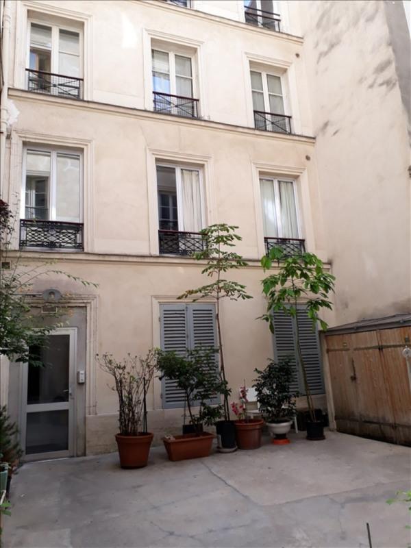 Rental apartment Paris 2ème 960€ CC - Picture 3