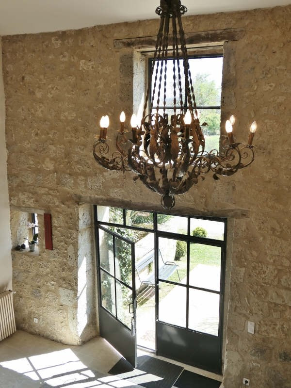Sale house / villa St mezard 495 000€ - Picture 3
