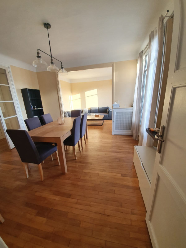 Location appartement Paris 16ème 3 600€ CC - Photo 8