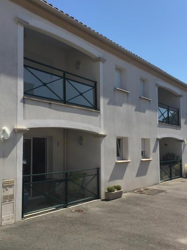 Sale apartment Jard sur mer 197600€ - Picture 1