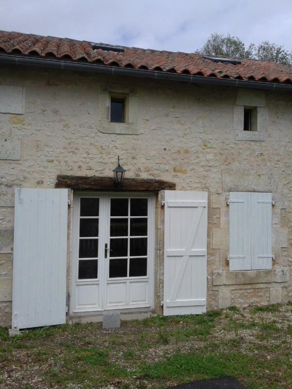 Rental house / villa Baignes-sainte-radegonde 450€ CC - Picture 1