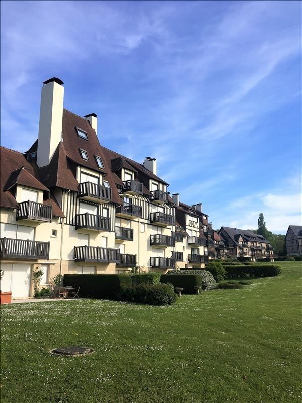 Vente appartement Tourgeville 149000€ - Photo 1