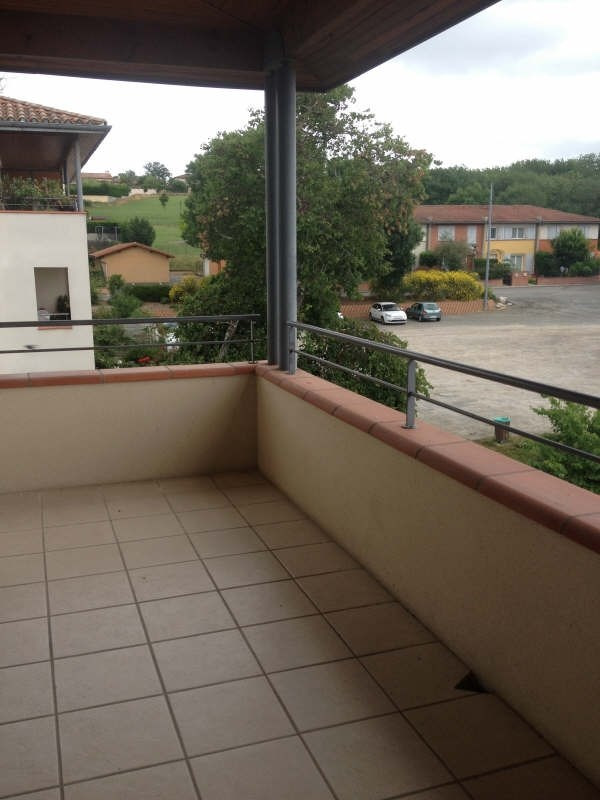 Rental apartment Bruguieres 560€ CC - Picture 1