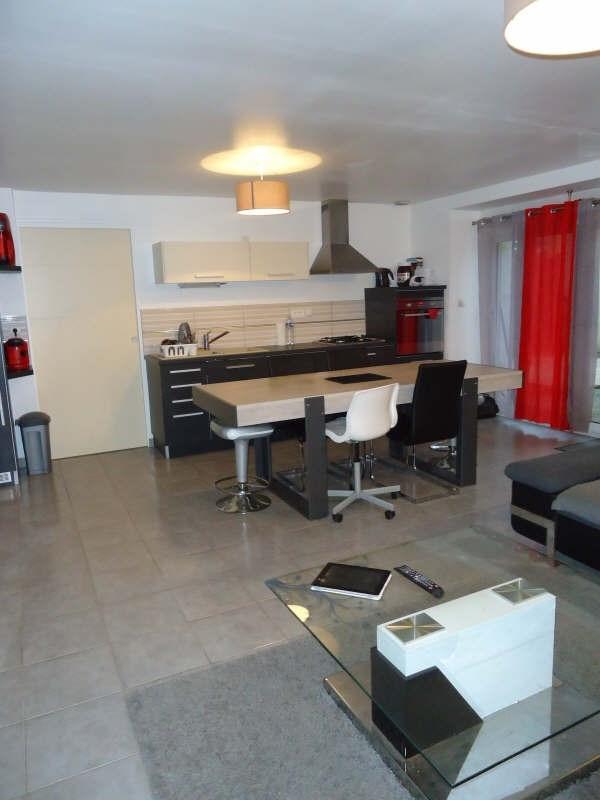 Rental apartment Bourg blanc 550€ CC - Picture 2