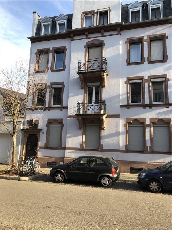 Rental apartment Strasbourg 820€ CC - Picture 1