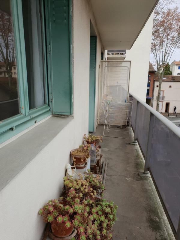Sale apartment Toulouse 110000€ - Picture 3