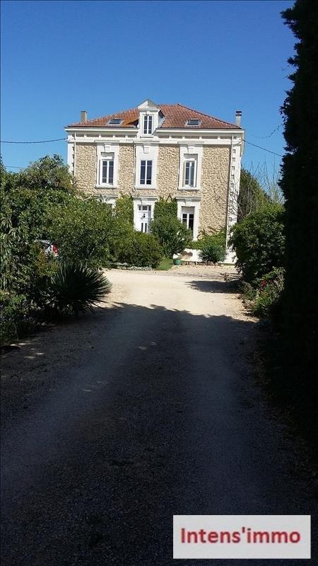 Deluxe sale house / villa Monteleger 614000€ - Picture 1