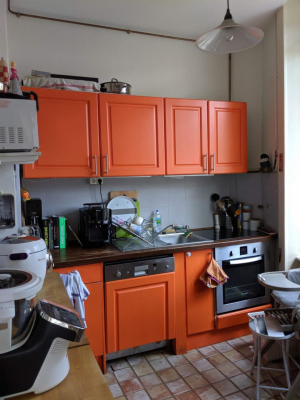 Sale apartment Lyon 4ème 475000€ - Picture 5