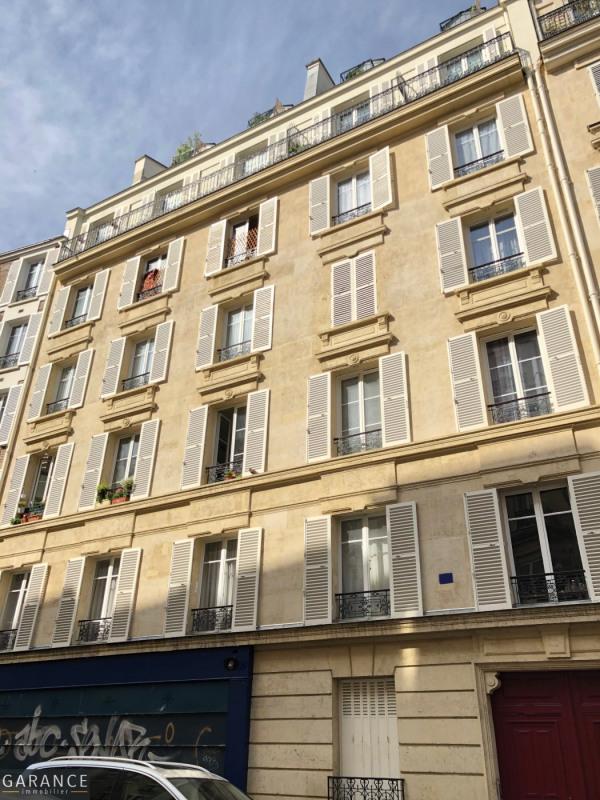 Sale apartment Paris 11ème 474000€ - Picture 1