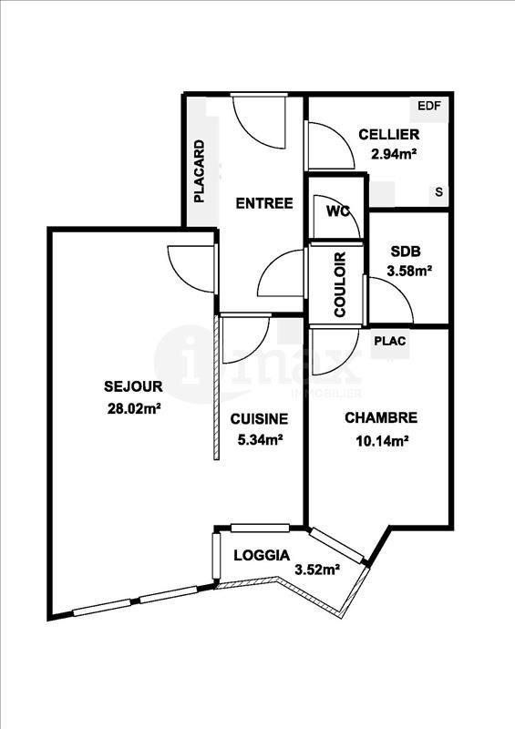 Vente appartement Suresnes 370000€ - Photo 5
