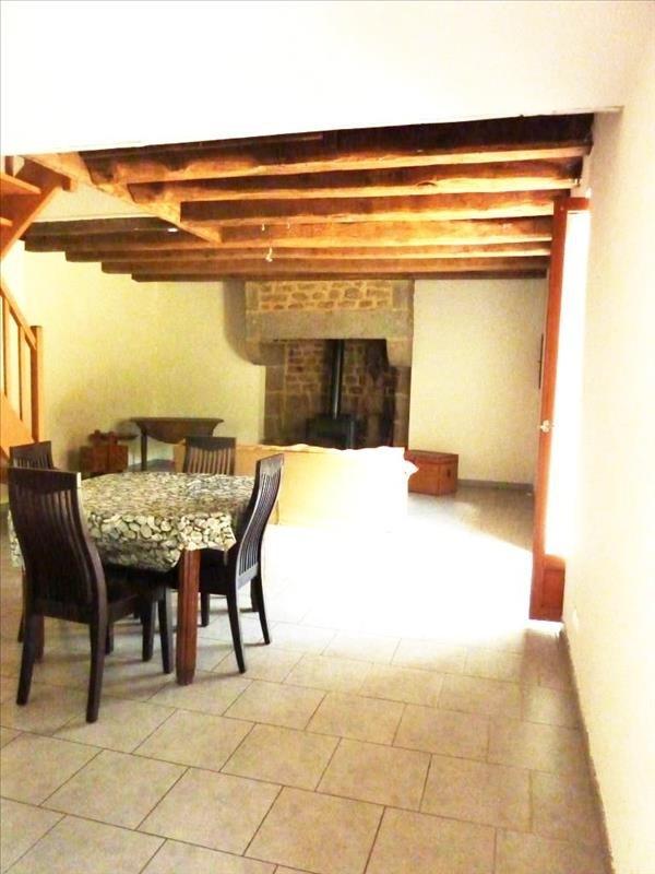 Sale house / villa Le tiercent 135200€ - Picture 3