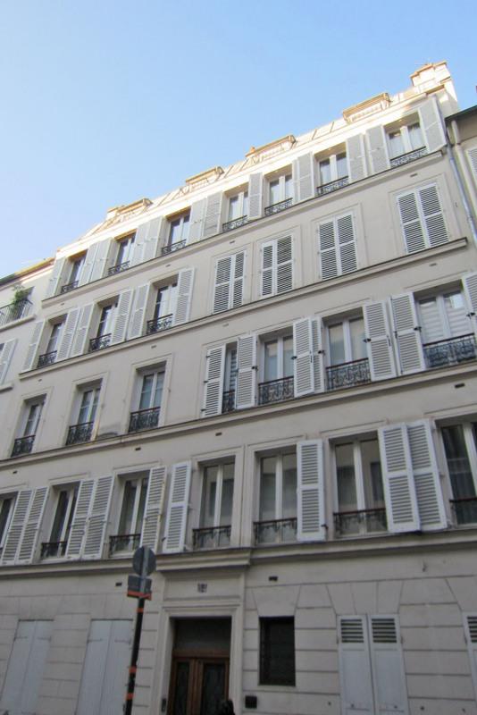 Rental apartment Paris 17ème 1448€ CC - Picture 2
