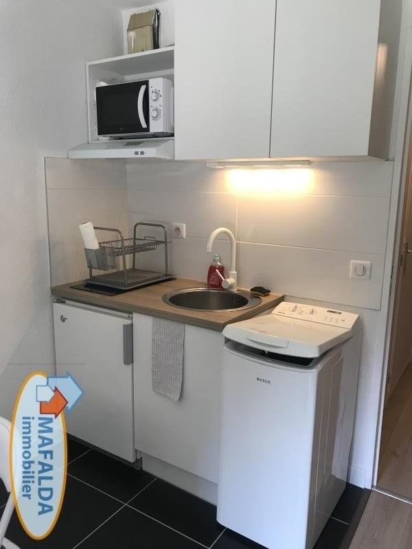 Rental apartment Mont saxonnex 380€ CC - Picture 4