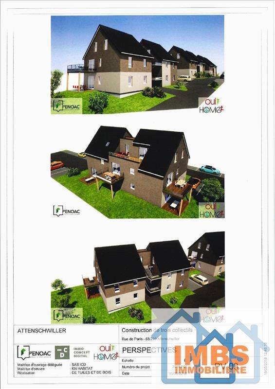 Venta  apartamento Attenschwiller 298970€ - Fotografía 3