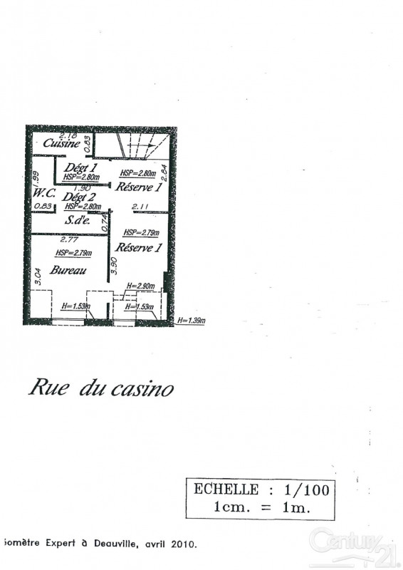 Sale empty room/storage Deauville 199000€ - Picture 4