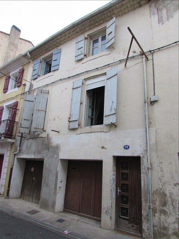 Vente maison / villa Beziers 70 000€ - Photo 1