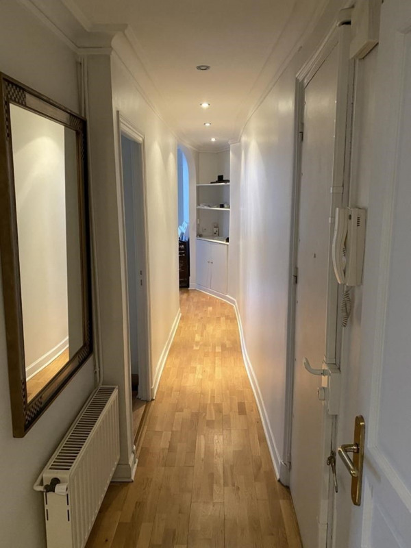 Rental apartment Paris 17ème 2200€ CC - Picture 7