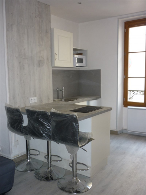 Rental apartment Mortagne au perche 259€ CC - Picture 1