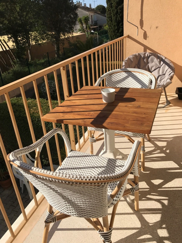 Vacation rental apartment Cavalaire sur mer 400€ - Picture 12