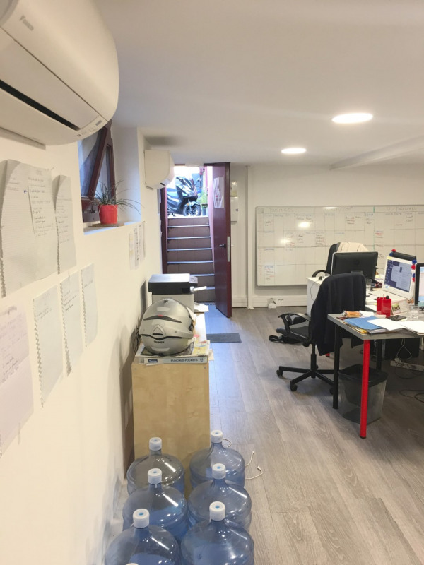 Rental office Montreuil 930€ CC - Picture 11