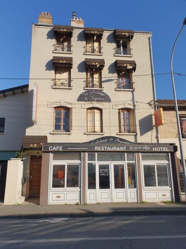 Sale building Bagneux 1140000€ - Picture 1