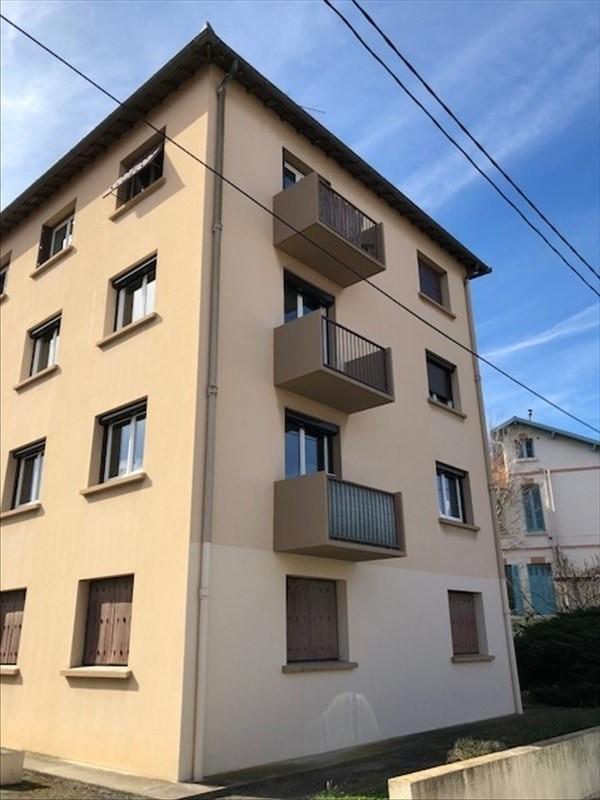 Rental apartment Toulouse 442€ CC - Picture 1