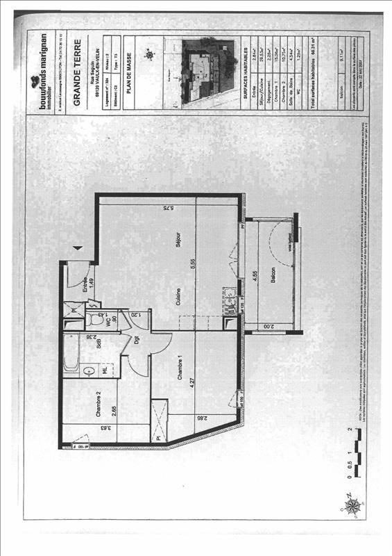 Vente appartement Vaulx en velin 169000€ - Photo 7