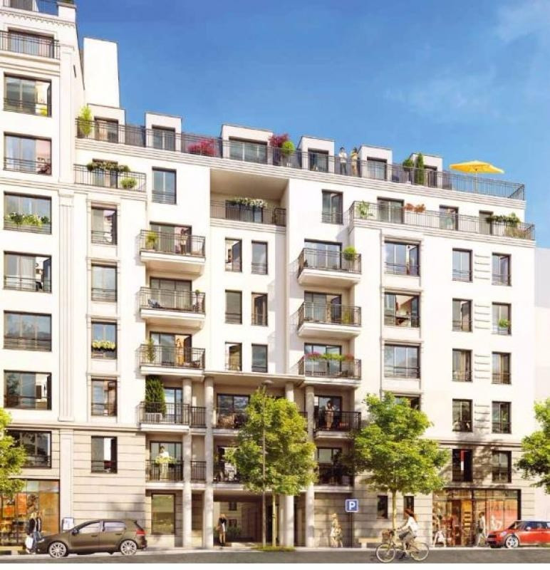 Sale apartment Suresnes 258 000€ - Picture 3