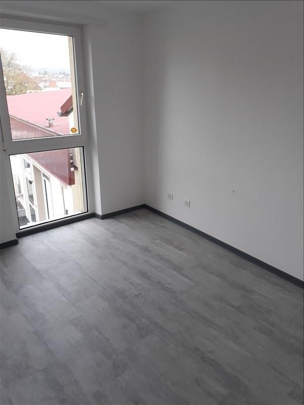 Rental apartment Wissembourg 835€ CC - Picture 4