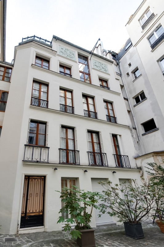 Rental private mansion Paris 6ème 6500€ CC - Picture 1