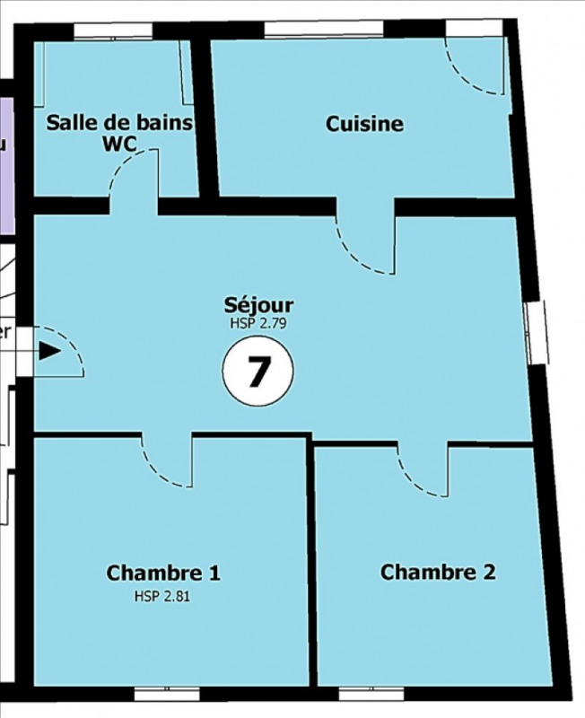 Vente appartement Neuilly plaisance 170 000€ - Photo 9