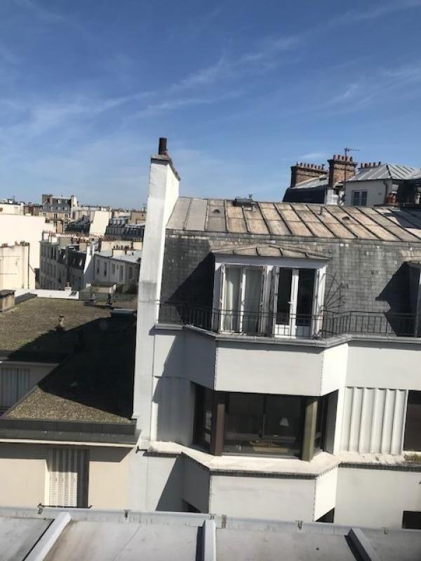 Vente appartement Paris 16ème 188000€ - Photo 8