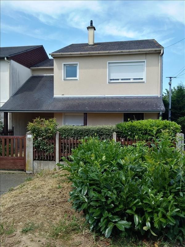 Vente maison / villa Allonnes 126000€ - Photo 1